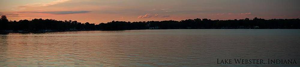 Lake Webster Indiana by Thomas Fouch