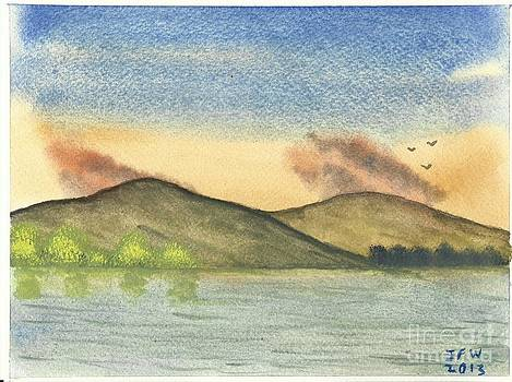 Lakeland Hills by John Williams
