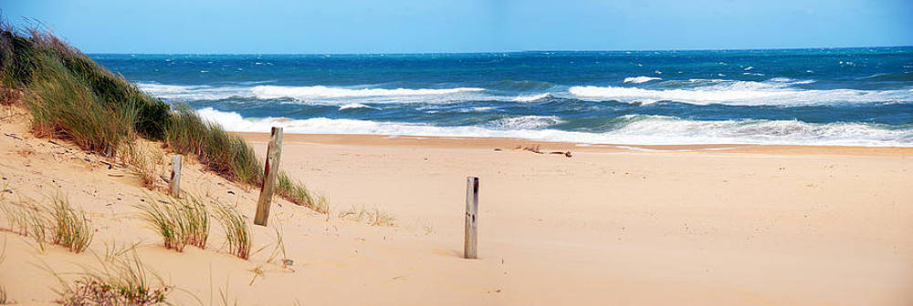 Lakes Entrance Ninety Mile Beach by Glen Johnson