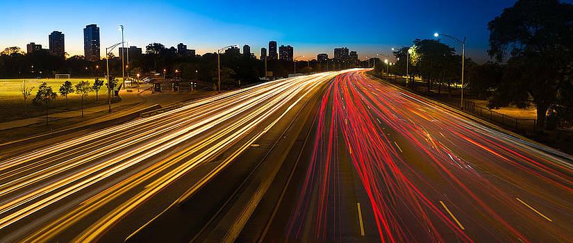 Steve Gadomski - Lakeshore Drive Chicago