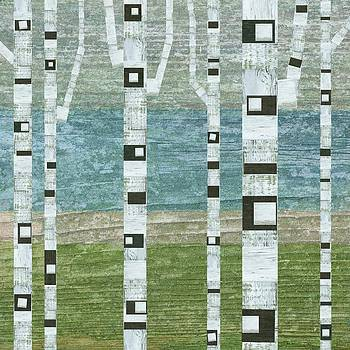 Michelle Calkins - Lakeside Birches