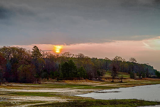 Barry Jones - Lakeside Daybreak