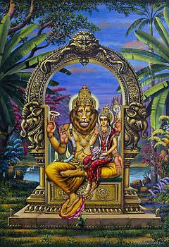 Vrindavan Das - Lakshmi Narasimha