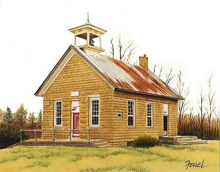Lambson School by Ferrel Cordle