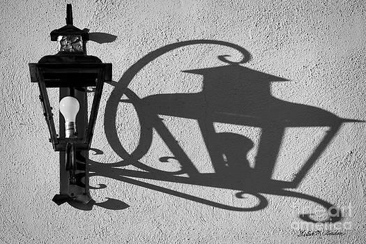 David Gordon - Lamp and Shadow