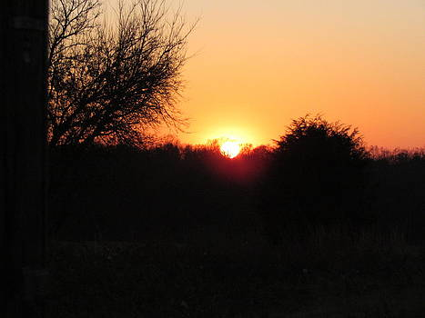 Lancaster Sunset by Dianne Furphy
