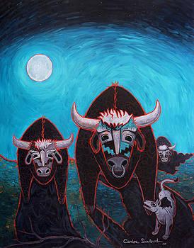 Land of Moo by Carlos Sandoval