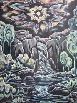 Land of the Setting Sun by Cheryl Pettigrew