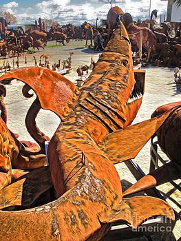 Gregory Dyer - Land Shark