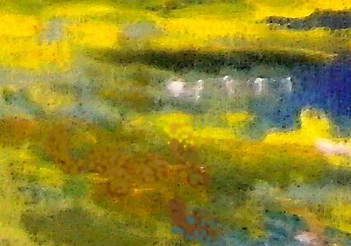 Landscape 2 by Marisa Gal