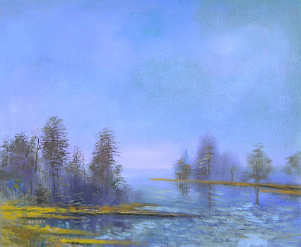 Landscape 7 by Marisa Gal