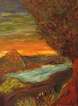 Landscape In Portrait by Martin Blakeley