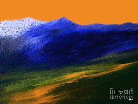 Shesh Tantry - Landscape no 210