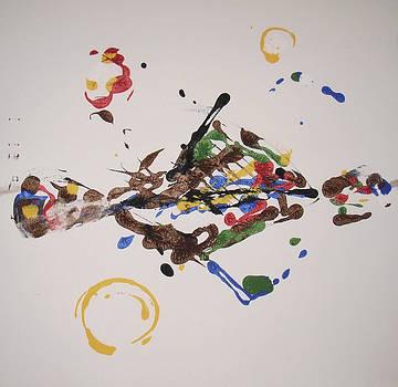 Langdonart AbriCastorScene1 by Artiste LangdonArt