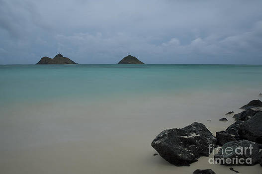 Charmian Vistaunet - Lanikai Shore