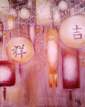 Lanterns by Christine Maeda