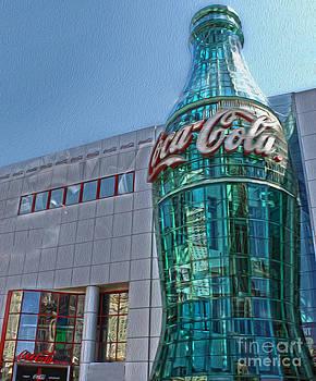 Gregory Dyer - Las Vegas - Giant Coca-Cola Bottle