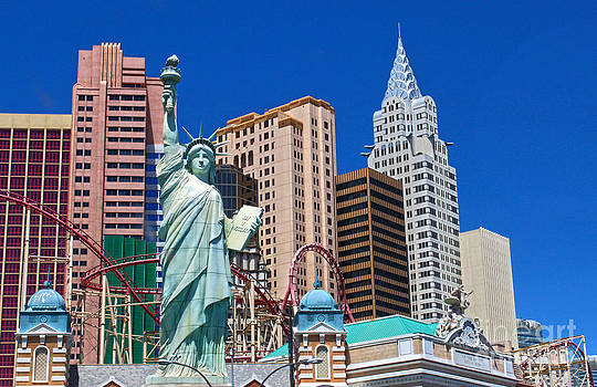 Gregory Dyer - Las Vegas - New York