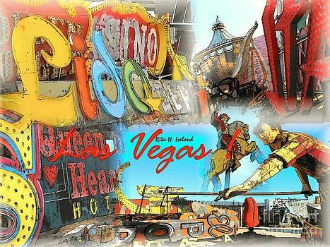 Las Vegas Memories by Rita H Ireland