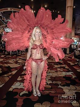 Edward Fielding - Las Vegas Showgirl