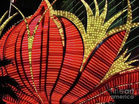 Las Vegas-The red crown by Christo Christov