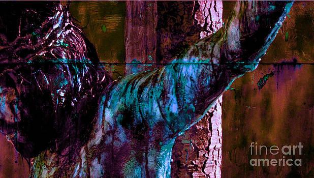Last Breath of Jesus 5 by Mike Grubb