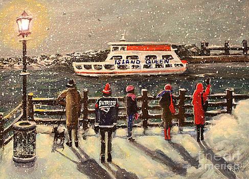Last Ferry by Rita Brown