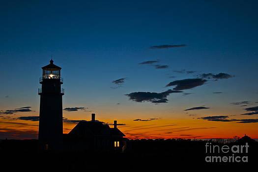 Amazing Jules - Last Light at Highland Lighthouse