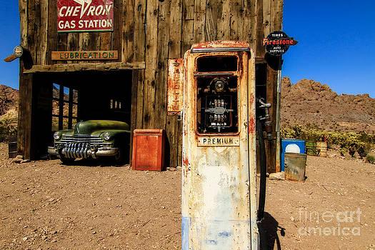 Brenda Giasson - Last Stop for Gas