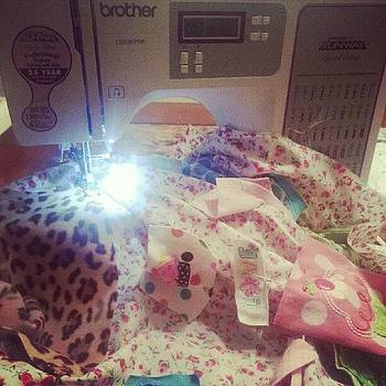 Late Night Project In The Making by Sacred  Muse