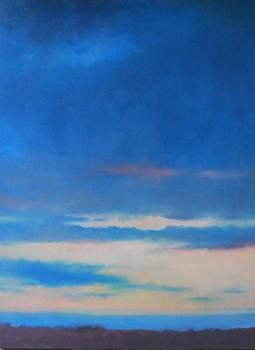 Late Sky by Linda Puiatti
