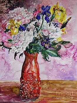 Late Spring Flowers by Emily Michaud