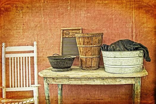 Regina  Williams  - Laundry Day
