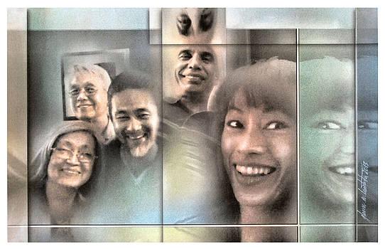 Laureano Family - 2013 by Glenn Bautista