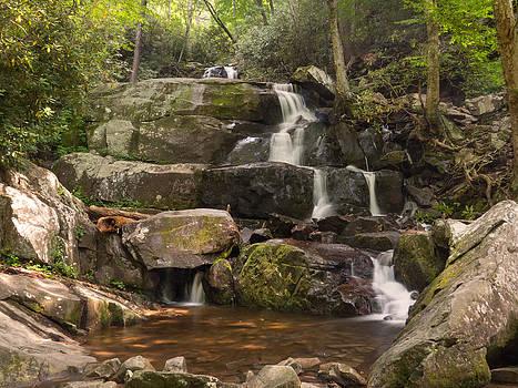 Laurel Falls 02 by Cindy Haggerty