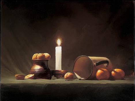 L'Automne I by Albert Bonnefous