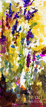 Ginette Callaway - Lavender and Bees