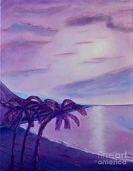 Lavender Bay by Melvin Turner