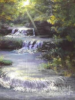 Lavender Falls by Lynn Buckmaster