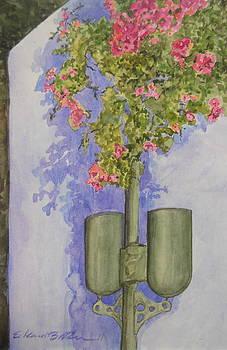 Lavender Wall by Jan Eckardt Butler
