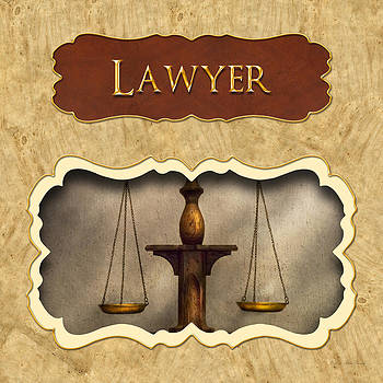 Mike Savad - Lawyer button
