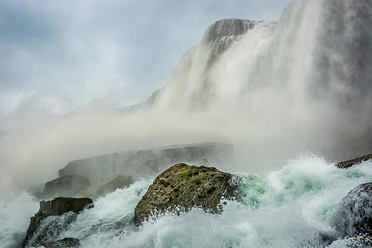 Layered Falls by Pat Scanlon