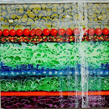 Layered Salad by Freddie Lieberman