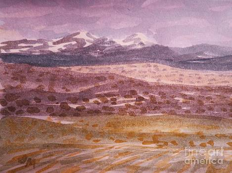 Layers of Landscape by Suzanne McKay