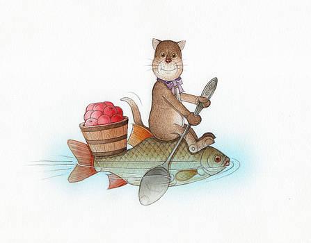 Lazy Cats05 by Kestutis Kasparavicius