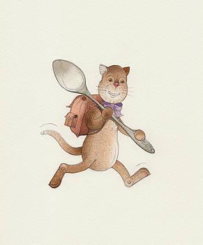 Lazy Cats06 by Kestutis Kasparavicius