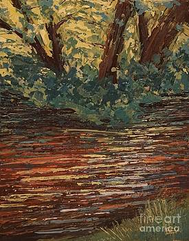 Lazy River by Beverly Belanger