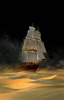 Le Vaisseau d'Or by Claude Martin