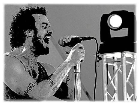 Lead Singer II by James Hammen