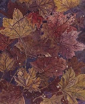 Leaf Pile by Karla Horst